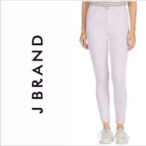 J Brand high rise skinny jeans size 26 new